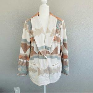 Vintage Aztek Soft Blazer